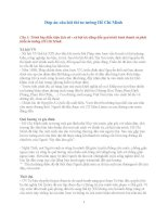 Đáp án câu hỏi thi Tư tưởng Hồ Chí Minh
