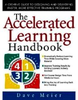 The accelerated learning handbook