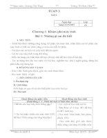 Giáo án tin học lớp 4 theo mô hình VNEN