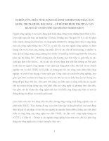 NGHIÊN CỨU, PHÂN TÍCH, ĐÁNH GIÁ KINH NGHIỆM NHẬT BẢN, HÀN QUỐC, TRUNG QUỐC, ĐÀI LOAN… VỀ HỖ TRỢ HÌNH THÀNH VÀ VẬN HÀNH CÁC CƠ SỞ ƯƠM TẠO DOANH NGHIỆP KHCN
