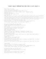 các dạng bài tập và đề thi matlab ,lập trình c,đo lường