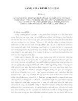 skkn sử DỤNG bản đồ tư DUY TRONG VIỆC ôn tập môn NGỮ văn lớp 12