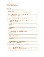 Giáo trình hệ quản trị cơ sở dữ liệu MS SQL server 2000   hoàng danh long