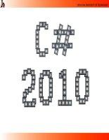 Bài giảng lập trình c 2010  chương 2   đh công nghệ đồng nai