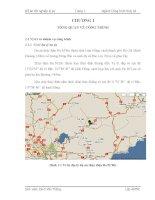 Thiết kế hồ chứa nước đa m'bri  tỉnh lâm đồng