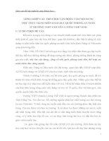 skkn lựa CHỌN một số HÌNH THỨC học tập cơ bản THEO TRÌNH tự GIÚP học SINH THPT học tập tốt môn GDQP AN (KHỐI 10 TRƯỜNG TH