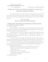 HƯỚNG dẫn tổ CHỨC đại hội cấp CHI đoàn và KIỆN TOÀN BCH LIÊN CHI đoàn