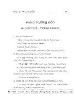 Ebook tự học lập trình pascal (tập 1)  phần 2   bùi việt hà (chủ biên)