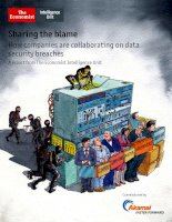 Sharing the blame how companies are collaborating on data security breaches