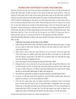 Hướng dẫn chẩn đoán và điều trị gerd 2013
