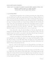 skkn PHÁT HUY VAI TRÒ của đoàn THANH NIÊN TRONG CÔNG tác PHÒNG CHỐNG bạo lực học ĐƯỜNG ở TRƯỜNG TRUNG học PHỔ THÔNG