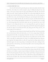 skkn sử DỤNG một số TRÒ CHƠI NHẰM KÍCH THÍCH HỨNG THÚ CHO học SINH KHI học môn THỂ dục