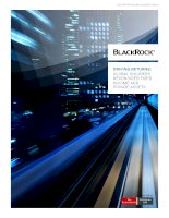 Driving returns global insurers reconsider fixed income and private assets