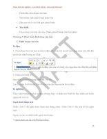 giáo trình word 2010 từ cơ bản đến nâng cao phần 2