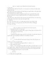 BÀI 13  ĐỊNH LUẬT ôm đói với TOÀN MẠCH