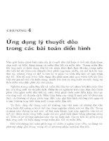 Ebook lý thuyết dẻo và các ứng dụng  phần 2   đào duy bích
