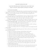 CÁC CHUYÊN đề LỊCH sử ĐẢNG CỘNG sản VIỆT NAM