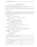 Bài giảng môn cơ học đất