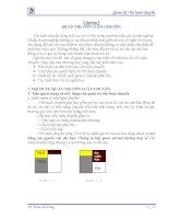 Bài giảng môn quản trị tài chính  phần 2   TS  đoàn gia dũng