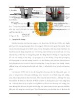 ứng dụng của sóng siêu âm trong công nghệ thực phẩm