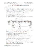 Giáo trình phân tích ứng xử thiết kế kết cấu bê tông cốt thép  phần 2   phd hồ hữu chỉnh