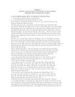 Chương số v ĐƯỜNG lối xây DỰNG nền KINH tế THỊ TRƯỜNG ĐỊNH HƯỚNG xã hội CHỦ NGHĨA