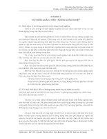 Bài giảng sinh thái học công nghiệp  chương 4   PGS TS  nguyễn thị kim thái