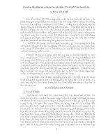 SKKN ngữ văn 9 ứng dụng bản đồ tư duy trong dạy học tác phẩm truyện kiều của nguyễn du