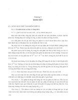 Giáo trình hóa học đại cương (tập 1)  phần 2   nguyễn văn tấu (chủ biên)