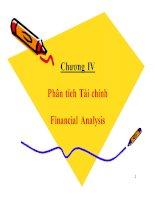 Bài giảng quản trị tài chính  chương 3   nguyễn thị thu trà
