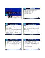 Bài giảng thị trường tài chính ( bùi ngọc toản)   chương 4  phần 2   hàng hóa của thị trường chứng khoán