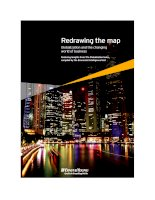 Redrawing the map globalization and the changing world of business