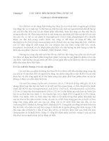 Chương 5  các CHẤT béo DINH DƯỠNG, dược lý và HOẠT TÍNH SINH học