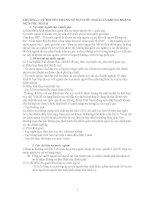Chương 1  lý thuyết chung về nợ nước ngoài và khủng hoảng nợ nước ngoài