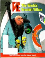 Despicable me the worlds greatest vill   kirsten mayer