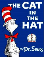 1957   the cat in the hat   dr  seuss