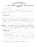 GỢI ý xử lý các TÌNH HUỐNG sư PHẠM TRONG CÔNG tác CHỦ NHIỆM lớp
