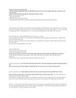 Tổng hợp câu hỏi phỏng vấn vị trí kế toán vietinbank đợt tháng 08 năm 2012