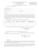 Bản kê khai về người phải trực tiếp nuôi dưỡng - Mẫu số 21b/XN-TNCN