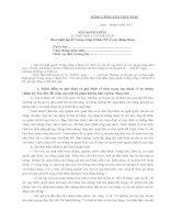 Mẫu nghị quyết TW4 - Bản kiểm điểm tự phê bình và phê bình