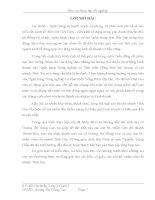 CÁC GIẢI PHÁP KINH tế NÂNG CAO CHẤT LƯỢNG KINH DOANH và hạn CHẾ rủi RO TRONG KINH DOANH ngân hàng nông nghiệp và phát triển nông thôn việt nam chi nhánh huyện tĩnh gia  thanh hóa  phòng giao
