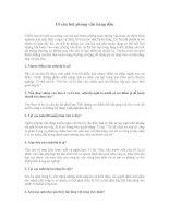 Những câu hỏi phỏng vấn xin việc hàng đầu và cách trả lời