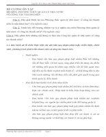 ĐỀ CƯƠNG ÔN TẬP MÔN: PHƯƠNG THỨC QUẢN LÝ NHÀ NƯỚC VỀ CÔNG TÁC THANH NIÊN