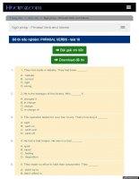 PHRASAL VERBS   test 10 html