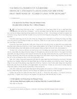 Báo cáo    VAI TRÒ của NGHIÊN cứu xã hội học TRONG sự LÃNH đạo của ĐẢNG CỘNG sản đối với sự PHÁT TRIỂN KINH tế   xã hội của đất nước BUNGARI
