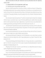 MỘT SỐ VẤN ĐỀ CHUNG VỀ CÔNG CHỨC THANH TRA VÀ ĐÀO TẠO, BỒI DƯỠNG CÔNG CHỨC THANH TRA NGÀNH TƯ PHÁP