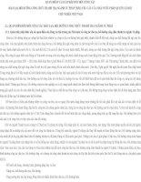 QUAN ĐIỂM VÀ GIẢI PHÁP ĐỔI MỚI CÔNG TÁC ĐÀO TẠO, BỒI DƯỠNG CÔNG CHỨC THANH TRA NGÀNH TƯ PHÁP THEO YÊU CẦU CỦA NHÀ NƯỚC PHÁP QUYỀN XÃ HỘI CHỦ NGHĨA VIỆT NAM
