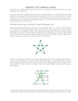 Bài toán : Trồng cây