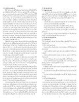 LATS Đầu tư phát triển khu kinh tế Vũng Áng giai đoạn 20062020