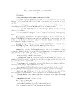 CHỨC NĂNG, NHIỆM VỤ CỦA CHÍNH PHỦ